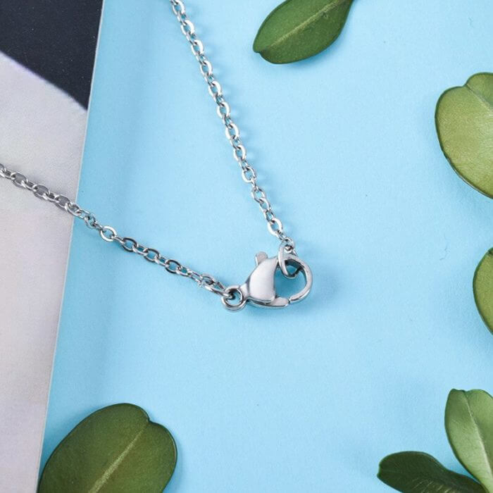 Kpop Bangtan boys necklace Titanium steel JUNGKOOK V SUGA JIMIN JIN fashion korean style bangtan boys kpop necklace 4