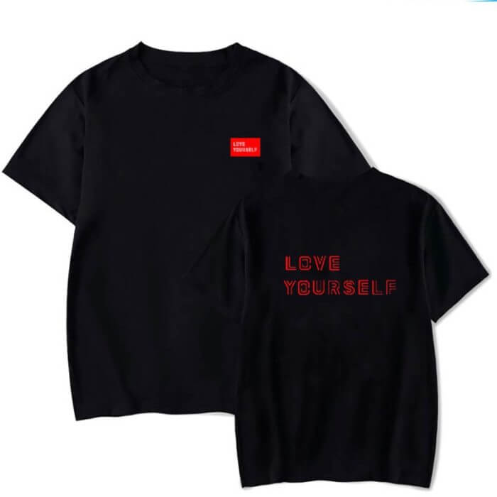 love yourself  kpop shirt, KPOP JUNG KOOK Hoodie Love Yourself Pullover Bangtan Boys hoodies sweatshirt sudadera mujer for women 1